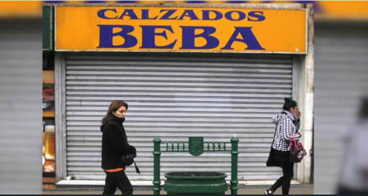 3e92936d51157 Calzados Beba cierra sus locales a lo largo de Chile tras 47 años ...