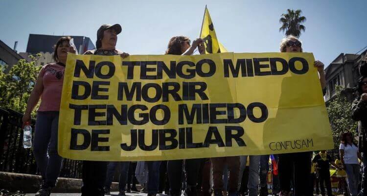Las AFP: ¿Cómo funciona el cuestionado sistema de pensiones en Chile? | Atacama Noticias